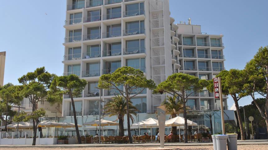 Buitenkant hotel Hotel Aromar