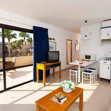 Interieur voorbeeld Appartementen Blue Sea Costa Teguise Gardens