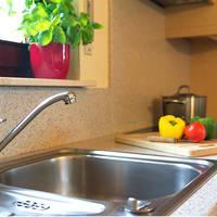 Keuken 4-kamerbungalow