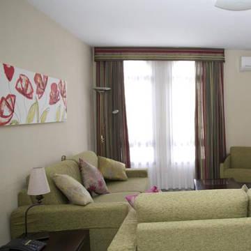 Huiskamer Pueblo Evita