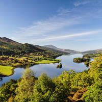 8 daagse busreis Pitlochry in het hart van Schotland