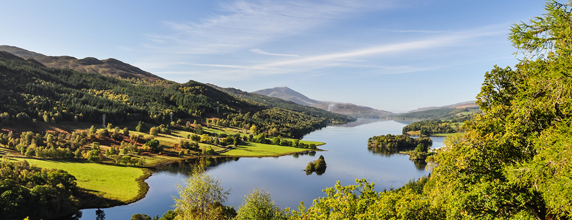 Loch Tummel - Queen's View