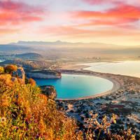 12-daagse autorondreis Pracht en Praal op de Peloponnesos incl. huurauto