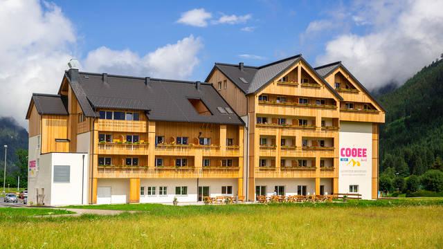 Buitenaanzicht COOEE Alpin Hotel Dachstein