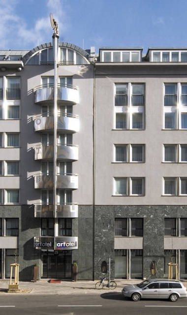 Hotel Park Plaza Berlin Kudamm