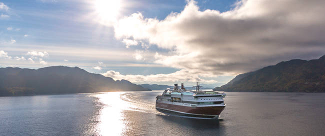 Fjordline - MS Bergensfjord