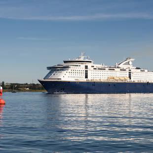 Ferry-overtochten Noorwegen