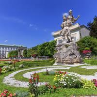 Salzburg - Mirabell paleis