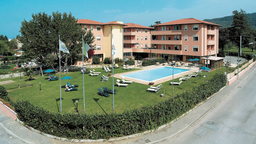 Residence Appartementen Ali Sul Lago