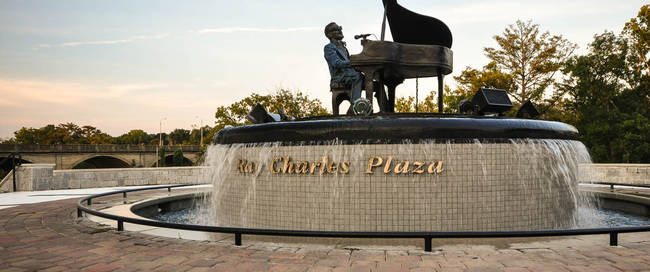 Albany Georgia - Ray Charles
