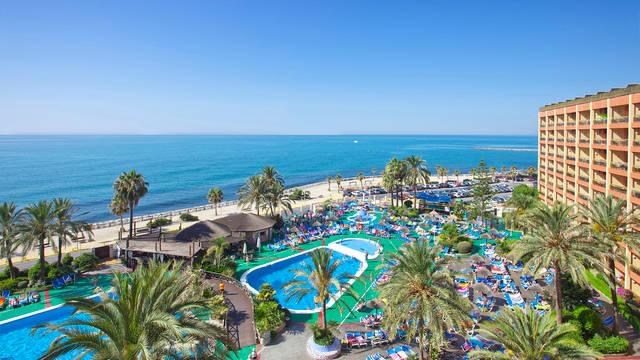 Zwembad Sunset Beach Club