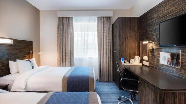 Kamer Hotel Express by Holiday Inn Dubai Jumeirah