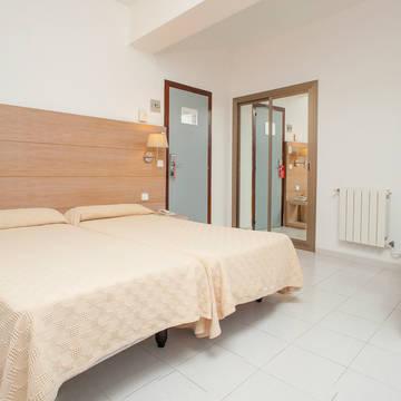 Voorbeeld kamer Ibiza Playa
