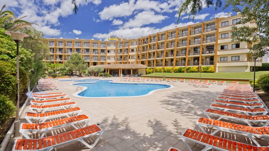 Zwembad Appartementen GHT Tossa Park