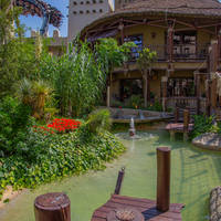 Tuin Hotel Matamba