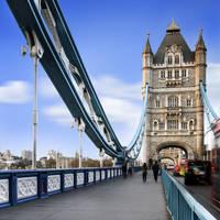 Tower Bridge, op ca. 30 minuten loopafstand van het hotel!
