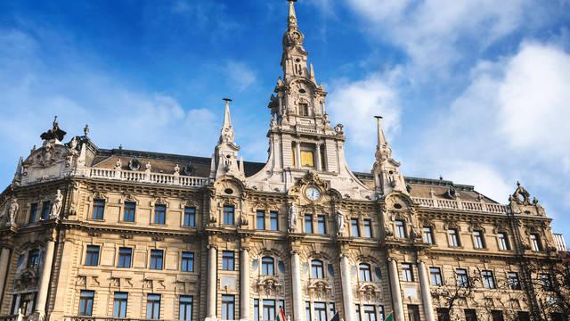 Exterieur Hotel New York Palace