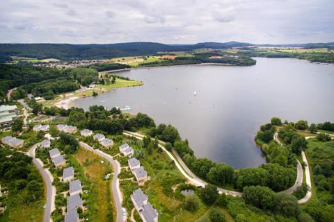 Last minute vakantie Saarland 🚗️Vakantiepark Center Parcs Park Bostalsee