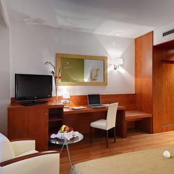 Voorbeeld interieur Hotel Monte Triana
