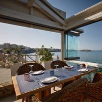 Palmera Beach Hotel & Spa - Terras