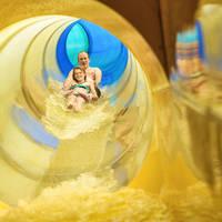 Glijbaan Aqua Dome