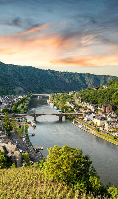 6-daagse riviercruise met mps Statendam Paascruise Cochem