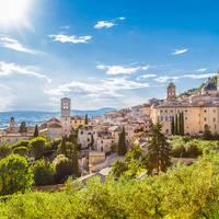 Fly drive Toscane & Umbrie op het gemak
