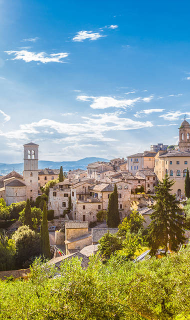 12-daagse autorondreis Toscane & Umbrië op het gemak