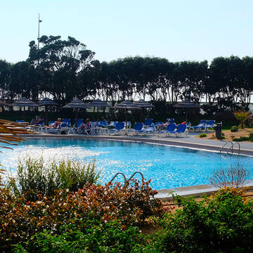 Zwembad Hotel Axis Vermar