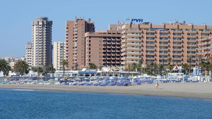 hotel Appartementen PYR Fuengirola