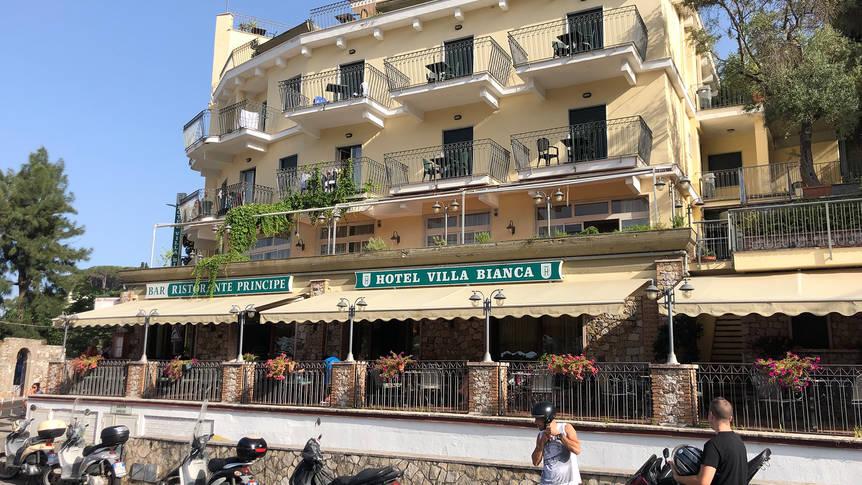 Exterieur Hotel Villa Bianca Resort