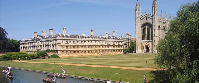 Cambridge met punters