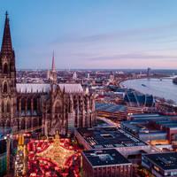 2-daagse busreis Kerstshoppen in Düsseldorf en Keulen