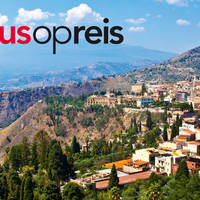 14 daagse vlieg busrondreis Sicilië en Zuid Italië met Plus op reis