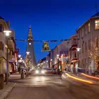 Kerst in Reykjavik