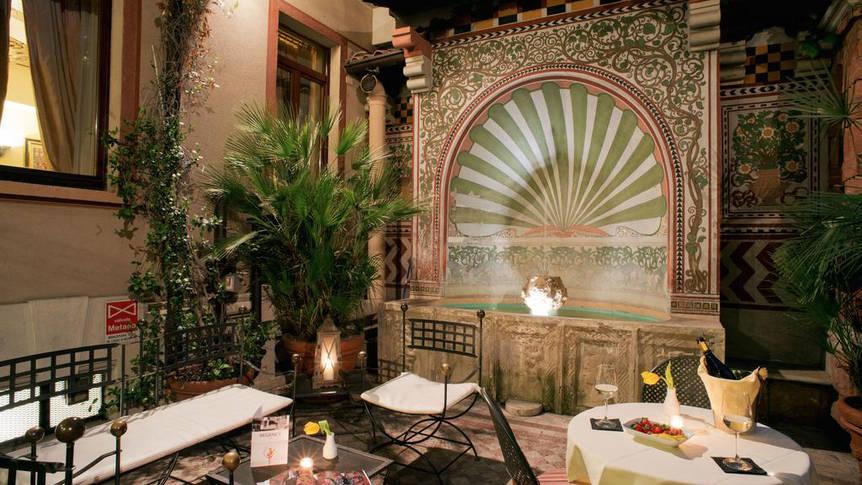 Terras iH Hotel Milano Regency