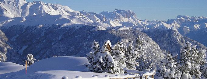 Wintersport Val di Fiemme