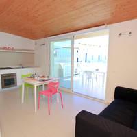 Voorbeeld woonruimte 2-kamerappartement