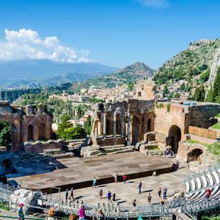 Taormina Amfitheather