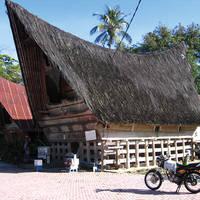 Batak Huizen