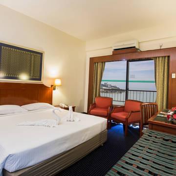 Voorbeeldkamer Rainbow Paradise Beach Resort