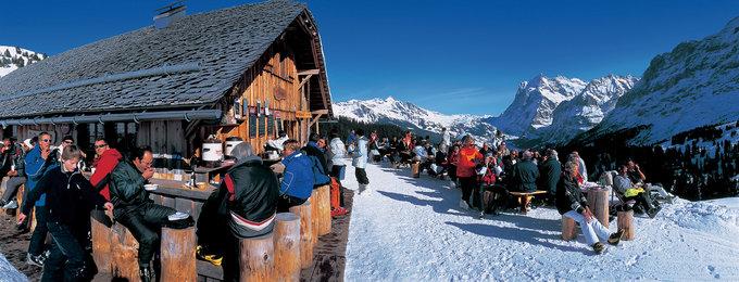 Wintersport Grindelwald