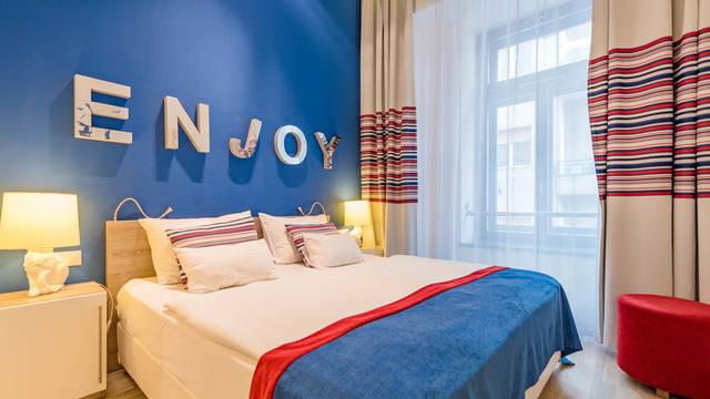 Kamer Hotel Estilo Fashion