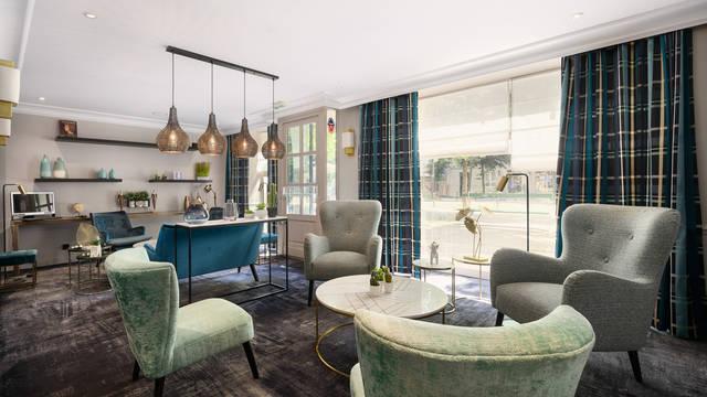 Lounge Hotel Le Royal