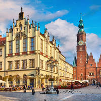 Wroclaw - Grote Markt