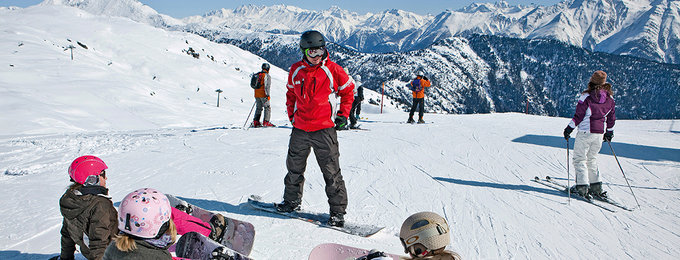 Wintersport Wallis