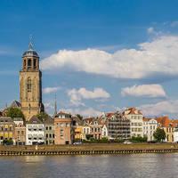 6-daagse fietsvakantie IJssel en Vecht