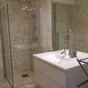Badkamer voorbeeld Ustedalen Appartementen