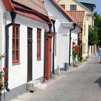 Straatje Visby