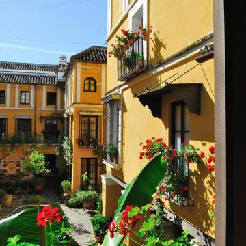 Patio Hotel Las Casas de la Juderia